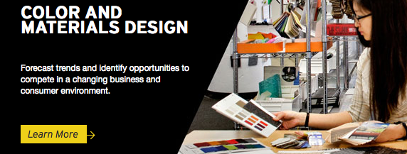 Color and Materials Design Program