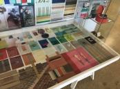 Materials Palette - Haworth Studio