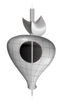 3D digital model